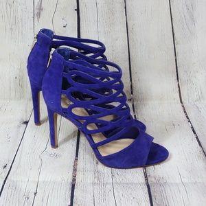 Vince Camuto Women's Blue Kirsi Dress Sandals